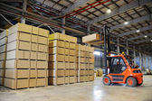 Warehousing — Stockfoto