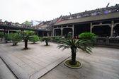 Byggnad i guangzhou — Stockfoto