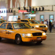 Yellow cabs — Stock Photo #39679243