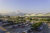 Hong Kong International Airport — Stock Photo