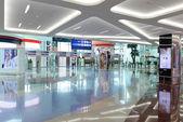 Port lotniczy wnętrza — Zdjęcie stockowe