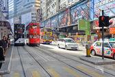 Streets of Hong Kong — Stock Photo