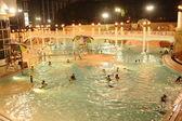 öffentliches schwimmbad — Stockfoto