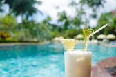 Cool refreshing coctail — Stock Photo