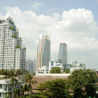 Постер, плакат: Skyscrapers of Bangkok