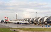 Bangkok Airport — Stock Photo