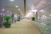 Pudong Airport interior — Stock Photo