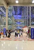Suvarnabhumi Airport — Stock Photo