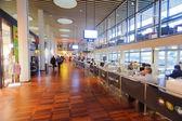 Copenhagen Airport interior — Foto Stock