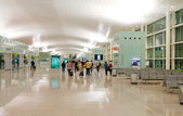 Barcelona International Airport — Stok fotoğraf