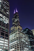 Chicago downtown — Stock Photo