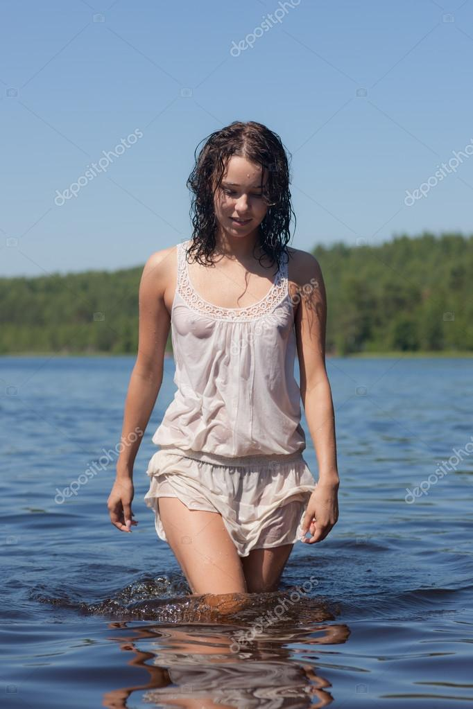Сандра Орлова Обнаженная Река