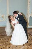 Baile de los recién casados — Foto de Stock
