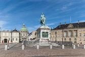 Pałac królewski — Zdjęcie stockowe