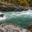 Fast mountain river — Stock Photo #27460789