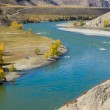Stock Photo: Azure river