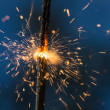 Sparklers — Stock Photo