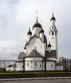 современная церковь в санкт петербург — Стоковое фото