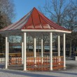 Stock Photo: Gazebo