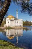 Turkish bath and reflection — Photo