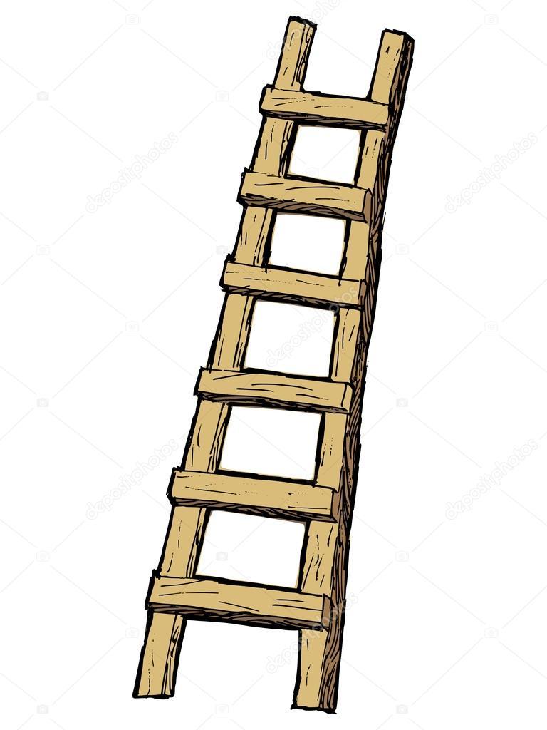 Escalera vector de stock perysty 29968881 - Escaleras de mano ...