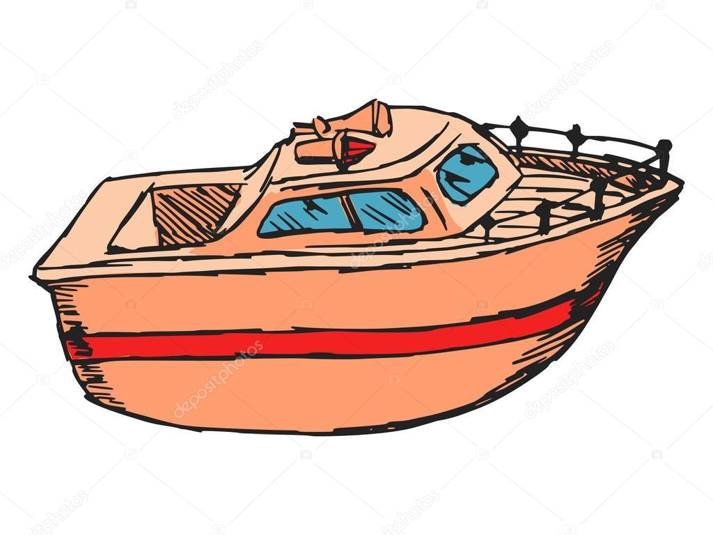 сказка про лодку для детей
