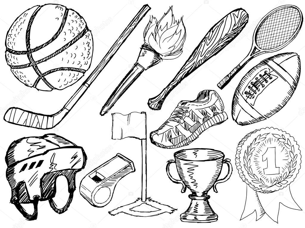 Oggetti sportivi