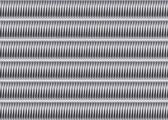 Abstract background composed of metal springs — Stock Photo