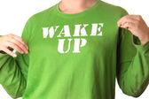Wake up — Stock Photo