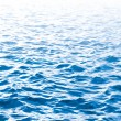 Water surface, abstract background with a text field — Stock Photo