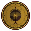 Stock Vector: Barometer. eps10