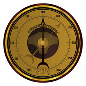 Barometer. eps10 — Vector de stock