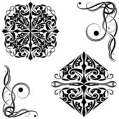 Tribal pattern — Stock Vector