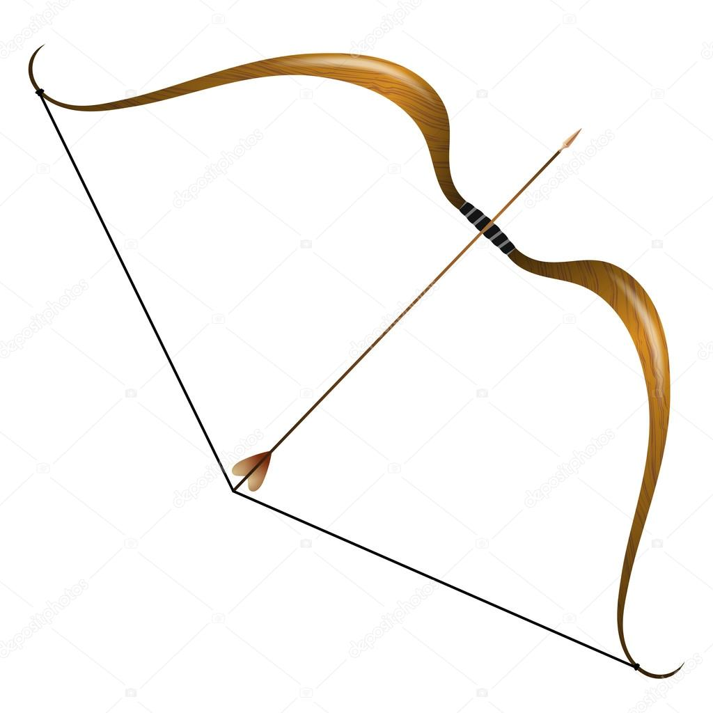 Vintage bow and arrow Etsy