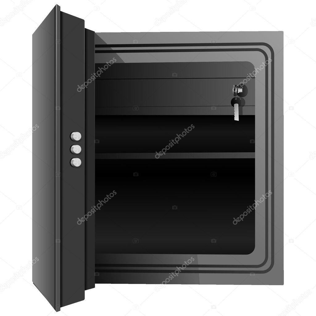 how to open the safe nibelheim