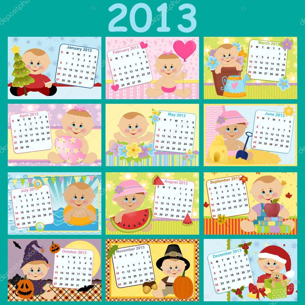 Как сделать на сайте календарь с событиями