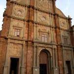 Saint Francis Church Goa India — Stock Photo #1327201