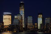 One World Trade Center in New York — Stock Photo
