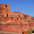Agra Fort India - Stock Photo
