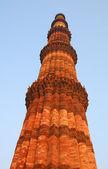 Qutab minar delhi Inde — Photo