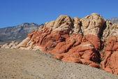 Granite mountains — Stock Photo