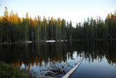 Yosemite lake california — Photo