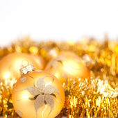 Elegant Christmas Background — Stock Photo
