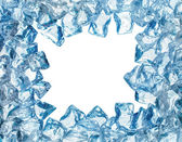 рамка льда — Стоковое фото