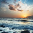 Sea sunset — Stock Photo #24304347