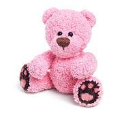 классический плюшевый медведь — Стоковое фото