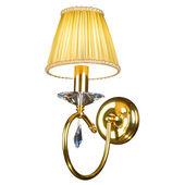 Ornamental vintage wall lamp — Stock Photo