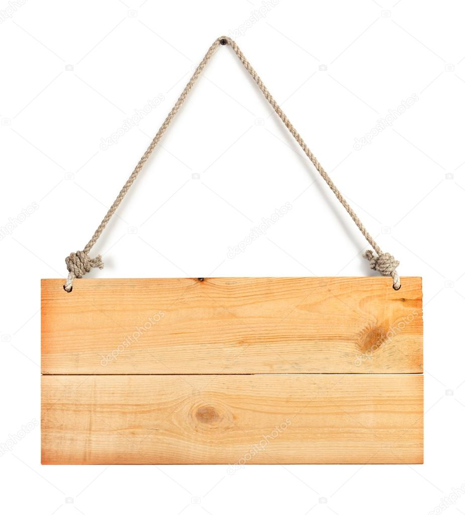 blank hanging sign - photo #19