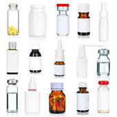 Medical bottle — Foto Stock