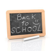 The words 'Back to School' — Stock Photo